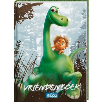 Disney Vriendenboek The Good Dinosaur met GRATIS stickervel
