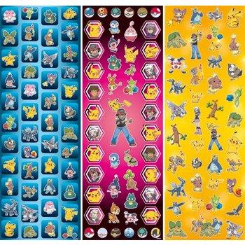 Pokémon Stickervel Pokémon B