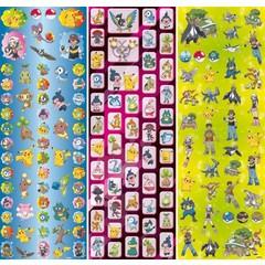 Pokémon Stickervel Pokémon A