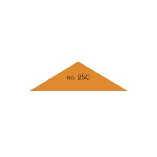 Driehoek 28x28x48 mm in Verschillende Kleuren