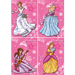 Reuzewenskaart Prinsessen