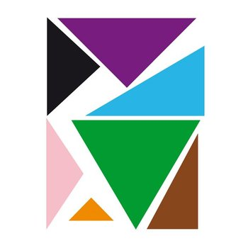Plakfiguren driehoek