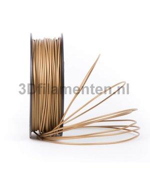 3dfilamenten ABS SOLID GOUD Filament 1KG