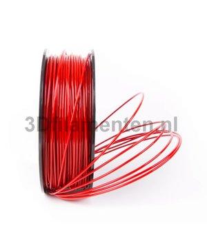 3dfilamenten PLA SOLID DONKER ROOD Filament 1KG