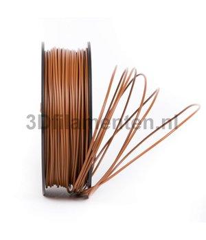3dfilamenten ABS SOLID BRUIN Filament 1KG