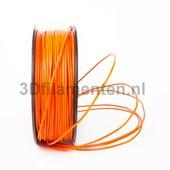 3dfilamenten PLA SOLID DONKER ORANJE Filament 1KG