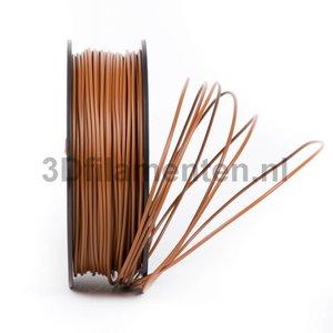 3dfilamenten PLA SOLID BRUIN Filament 1KG