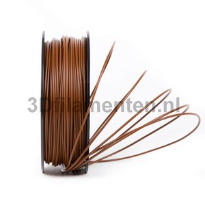 3dfilamenten PLA SOLID COFFEE Filament 1KG