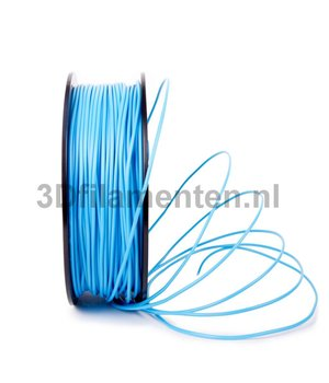 3dfilamenten ABS SOLID LICHT BLAUW Filament 1KG