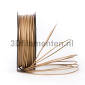3dfilamenten PLA SOLID GOUD Filament 1KG