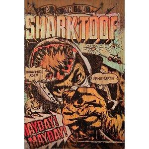 Shark Toof Hardcover Book