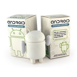 "Android 3"" DIY White"