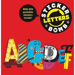 Sticker Bomb Letters [600Stickers]
