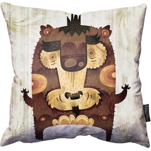 "Albertino Cerriteno - Bear Pillow 18"" - 45cm"