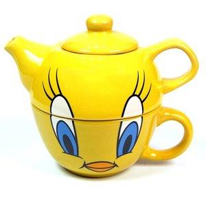 Looney Tunes: Tweety Teapot and Mug Set