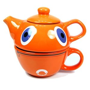 Rainbow: Zippy Teapot and Mug Set