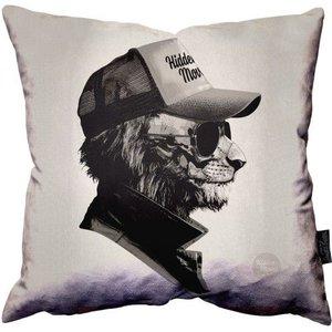 """Hidden Moves Truck Stop Legend Pillow 18"""" - 45cm"""