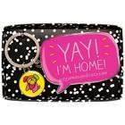 Happy Jackson - Yay I'm Home Keychain Giftbox