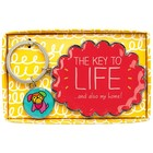 Happy Jackson - Key to Life Keychain Giftbox