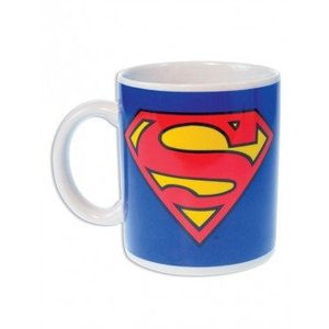 Superman DC Comics - Mug Superman Logo 300 ml