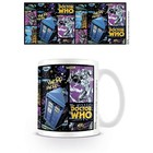 Doctor Who Comic Strip 300ml Mug