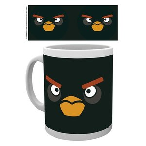 Angry Birds 3ml Black Bird Mug