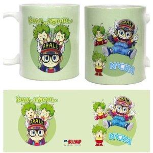 Dr Slump 300ml Arale And Gatchans Ceramic Mug