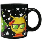 Dr Slump 300ml Emperor Nikochan UFO Ceramic Mug