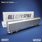 All City Style DIY Train 20-inch