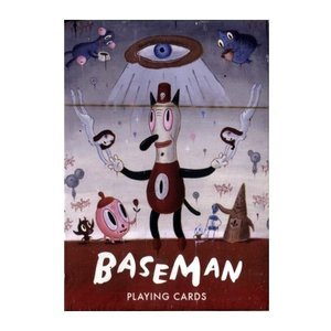 Gary Baseman Playing Cards