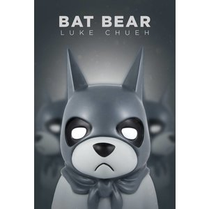 "[Pre-Order] Bat Bear Darkish Knight [Resin] 12"" by Luke Chueh"