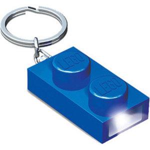 """Lego: LED Blue 3"""" Keychain Light"""