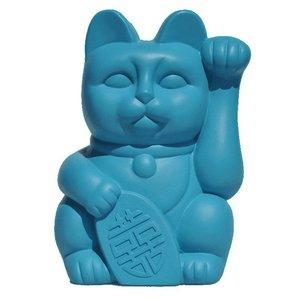 "Lucky8cats Original [Resin] 4"" Neon blue"