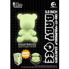 "Qee - Do It Yourself 3,5"" Angel GrizeeQ Glow in the Dark"