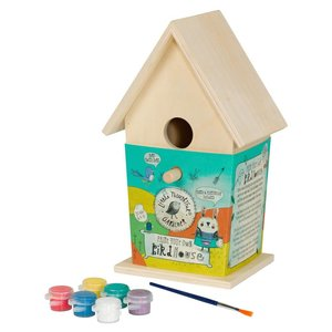 "Paint Your own Birdhouse 10"" Do-it-Yourself [Paint Incl]"