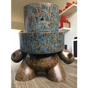 """Fatcap 20"""" by Dez Einswell x Kidrobot"""