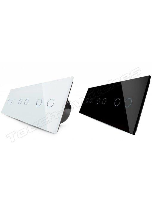 Livolo Touch-Schalter | 3 x 2-Polig