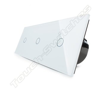 Livolo Touch Dimmer | 3 x 1-Polig