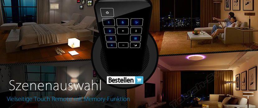 Headline Touch Remote DE
