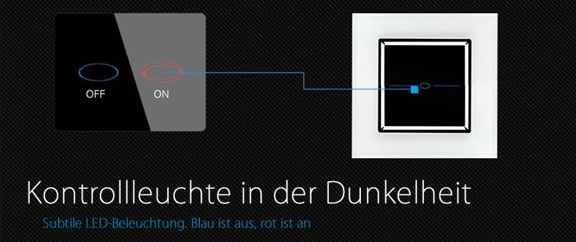 Touch-Switches - Webshop für Touch Schalter, Touch Dimmer und ...