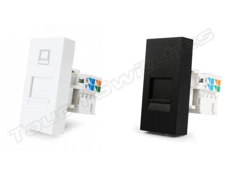 Design RJ45 Netwerk/LAN Module