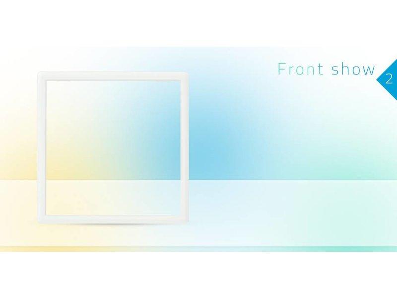 Livolo Rahmen | Steckdose (Rahmenkante ersetzen Standardchromrahmen Wandsteckdose)