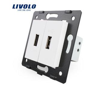 Livolo Module | USB | 2 X USB