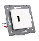 1 X Design USB Module | 5V 2100 Mah | 1 Hole