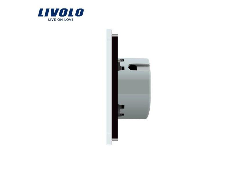Livolo Design Tastdimmer   unipolar   1-polig