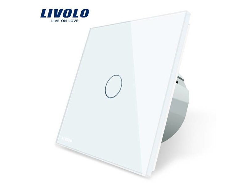 Livolo Design Touch Switch | Doorbell | 1-pole