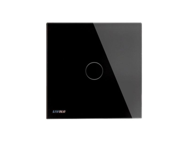 Design Glasplatte   1-Polig   1 Fach