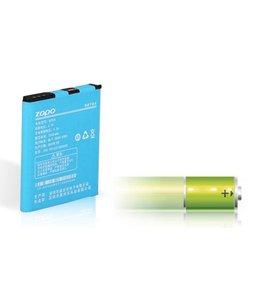 ZOPARTS Batterij