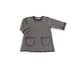 1 + in the family Dress Striped Antracite