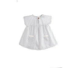 1 + in the family Dress Monica White